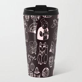 Japanese Treasures Travel Mug