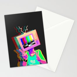 Ayy Lmao Stationery Cards