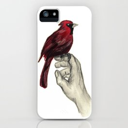 Cardinal Focus iPhone Case