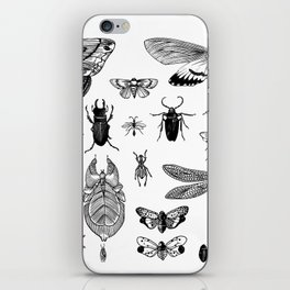 Bug Board iPhone Skin