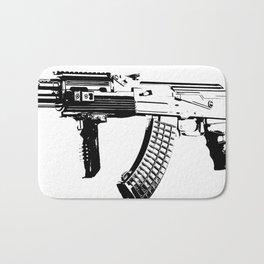 AK-47 Bath Mat
