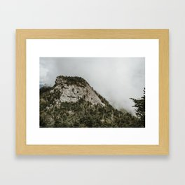 Calloway Peak Framed Art Print