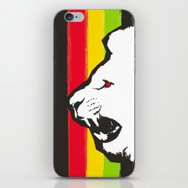 Rasta Lions (The Kingdom) iPhone Skin