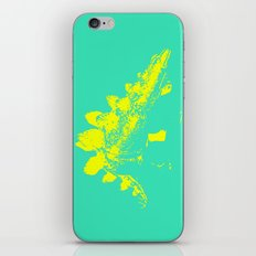 Vintage Toy Dinosaur  |  Stegosaurus iPhone Skin