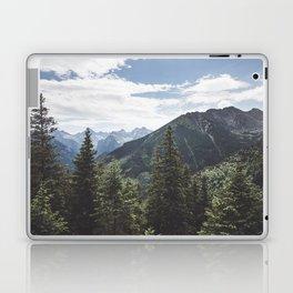 Tatra Mountains Laptop & iPad Skin