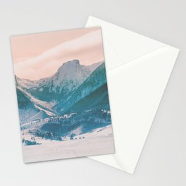 Keep Your Face to the Sun Stationery Cards