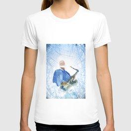 Live Music Poster T-shirt