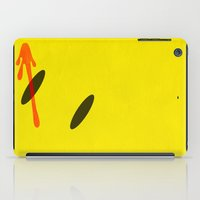watchmen iPad Cases featuring Watchmen - The Comedian by Fabio Castro