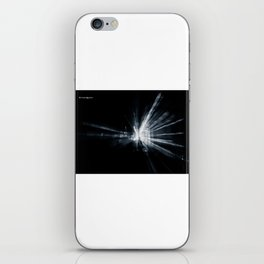 Explozoom on a famous basilica iPhone Skin