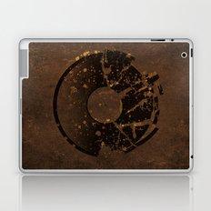 Broken Vinyl Dont Play Laptop & iPad Skin