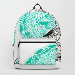 Two Sides Of A Story Backpack