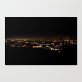 Valleyheart Canvas Print