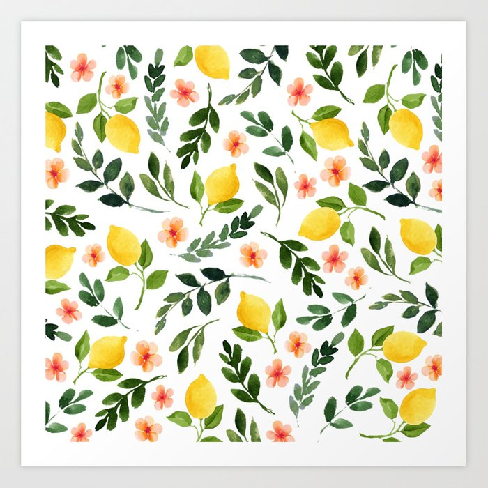 Lemon Grove Kunstdrucke