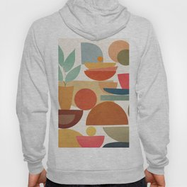 Modern Abstract Art 78 Hoody