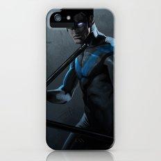Nightwing iPhone (5, 5s) Slim Case