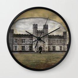 Leeds Wall Clock