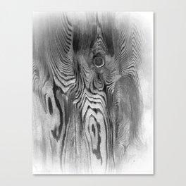 Dark Angel | Night Terrors | Horror | Nightmares | Nadia Bonello Canvas Print