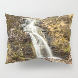 Moorland Waterfall Pillow Sham