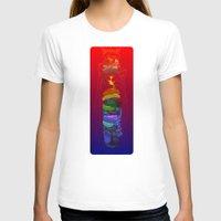 totem T-shirts featuring Totem by David Lanham