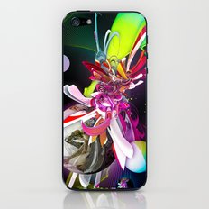 Splash Runner iPhone & iPod Skin