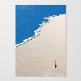 Beach 8 Canvas Print