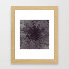 Psychedelica Chroma XXVII Framed Art Print