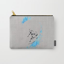 Splaaash Series - Sea Rider Ink Carry-All Pouch