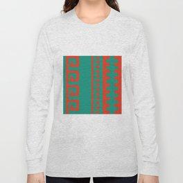 Indian Designs 157 Long Sleeve T-shirt