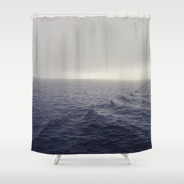 In Deep Shower Curtain