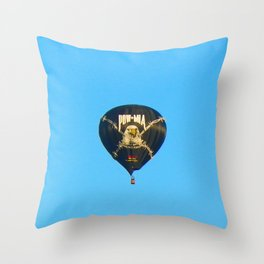 POW MIA Balloon  Throw Pillow