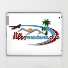 The Happy Wanderer Club Laptop & iPad Skin