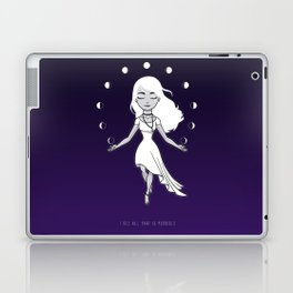 I See All That Is Possible Laptop & iPad Skin