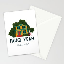 Fauq Yeah Stationery Cards