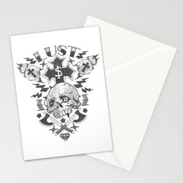 Lustful Stationery Cards