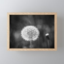 Make a Wish Framed Mini Art Print