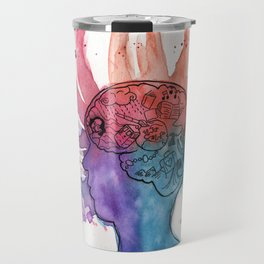 This Is Your Brain On Inspiration Travel Mug