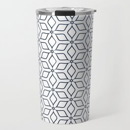 Modern Pattern Art Prints Travel Mug