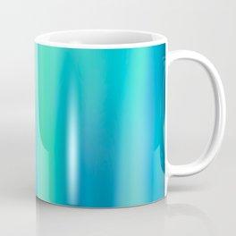Mermaid Lake - Blue Green Aesthetic Coffee Mug