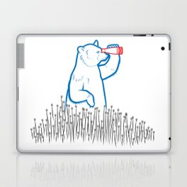DA BEARS - SEARCHING Laptop & iPad Skin