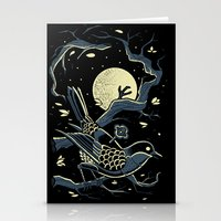 murakami Stationery Cards featuring wind up bird chronicle - murakami by miles to go