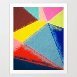 Turner #256 Art Print