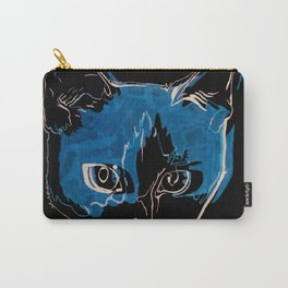 Kitty with a Soul Patch Carry-All Pouch