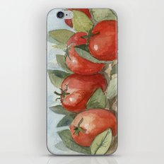 Out In the Garden iPhone & iPod Skin