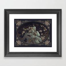 Forlorn Framed Art Print