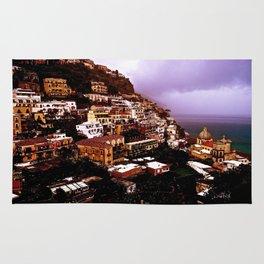 Positano: Amalfi Coast, Italy Rug