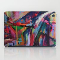 downton abbey iPad Cases featuring Abbey by Charlotte Chisnall