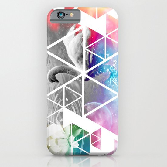 THE SWAN iPhone & iPod Case