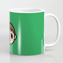 Old & New Animal Crossing Villager Comparison Coffee Mug