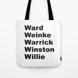 WWWWWinning Tote Bag