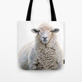 Mona Fleece-a Tote Bag